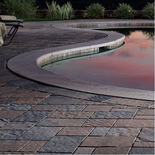 Belgard pavers urbana combo 3pc patio supply for Belgard urbana pavers