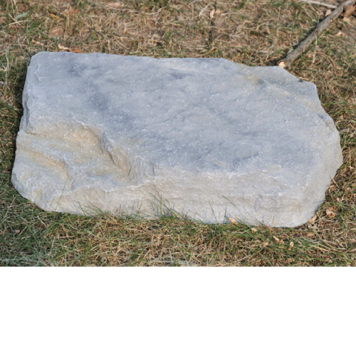 Faux decor rocks small skimmer patio supply for Decorative boulders for yard
